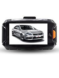 Ambarella 1080p DVR de voiture 2.7 pouces Écran Caméra de Tableau de Bord