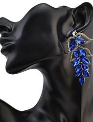 Mujer Pendientes colgantes CristalDiseño Básico Diseño Único Amistad Personalizado Hip-Hop Rock Las formas múltiples de desgaste