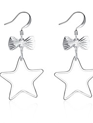 Women's Drop Earrings JewelryBasic Unique Design Tattoo Style Dangling Style Geometric Friendship Turkish Cute Style Euramerican Handmade