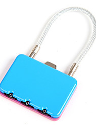 SANTO   0403   Zinc Alloy  3 Digit Password Luggage Lock Bags Lock Gym Locks Password Lock  Dail Lock