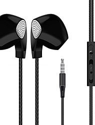 Ze S  In Ear Headphones Mobile Phone Common Have  Wire Control Function
