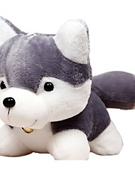 Stuffed Toys Dog Animal Cotton 6 Years Old and Above
