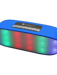 NR-2014 Mini Portable Speaker Wireless Bluetooth Speakers FM with Strong Bass Portable Audio Player Support TF Card