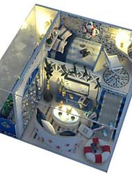 Kit de Bricolage Maison Plastique Non spécifié