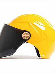 AD 807 Motorcycle Helmet Men And Women Summer Sun Protection Electric Motorcycle Motorcycle Half-Covered Light Booster Anti-UV Helmet
