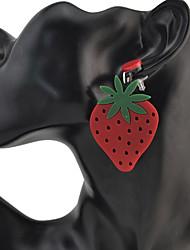 Mulheres Brincos CompridosCircular Original Pingente Circulo Amizade Jóias filme Durável Jóias de Luxo Bikini Bijuterias Destaque Moda