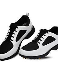 Chaussures de Golf Homme Golf Coussin Respirabilité Confortable Des sports Sport extérieur Utilisation Exercice Sport de détenteStyle