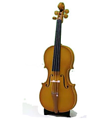 Набор для творчества 3D пазлы Бумажная модель Игрушки Квадратный Скрипка Музыкальные инструменты 3D Своими руками Предметы интерьера