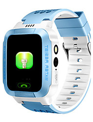 Kid's Fashion Watch Digital Water Resistant / Water Proof Rubber Band Blue Pink