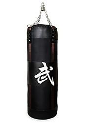 Sandbags Taekwondo Boxing Form Fit PU Leather Oxford Cloth-