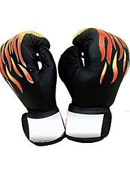 Boxing Bag Gloves Boxing Training Gloves for Boxing Muay Thai Full-finger Gloves Adjustable Size Adjustable Safety Ergonomic SportsPU