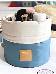 Female money elegant travel large capacity with drawstring makeup baoyuan barrels wash gargle bag to receive bag