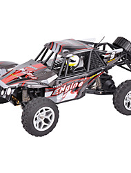 Buggy 1:18 Brush Electric RC Car 2.4G 1 x Manual 1 x Charger