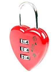 SANTO 0405 Zinc Alloy Padlock 3 Digit Password Baggage Lock Bag Lock Gym Lock Dail Lock Password Lock