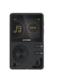 Hi-FiPlayer16GB Jack da 3,5 mm Scheda MicroSD Pulsante