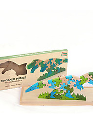 3D Puzzles Educational Toy Jigsaw Puzzle Toys Dinosaur 3D Kid Pieces
