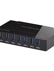 Orico H9910-U3 HUB USB3.0 Super Speed 5.0Gbps 7 Ports LED with 1m Cable