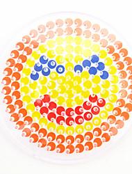 Kit de Bricolage Jouet Educatif Puzzle Art & Dessin Rond Nouveauté Circulaire 6 ans et plus