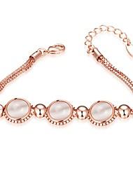 Femme Chaînes & Bracelets Charmes pour Bracelets Opale ZirconNaturel Amitié Gothique Bijoux Movie Bijoux de Luxe Mode Vintage Bohême