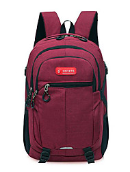 Unisex Bags All Seasons Nylon Sports & Leisure Bag with for Casual Blue Black Red
