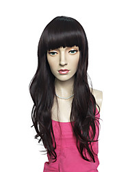 High Quality Natural Wave Wig Women Wig Long Heat Resistant Costume Wig