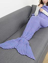 1шт Чрезвычайная Одеяло Одеяла На каждый день для На каждый день Чинлон-Красный Зеленый Розовый Винный Светло-синий