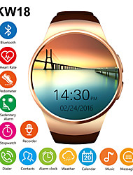 Bluetooh Smart Watch Heart Rate Monitor Support SIM TF Card Smartwatch for iPhone Samsung Huawei Gear S2 Android Smartwatch