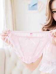 Femme Sexy Dentelle Solide Shorts & Slips Garçon