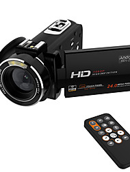 Andoer® HDV-Z20 1080P Full HD Digital Video Camera Portable Home-use DV with 2.7 Inch Rotating LCD Screen Max. 20 Mega Pixels 16 Digital Zoom