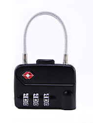 TSA320 Password Unlocked Luggage Lock 4 Digit Password Dail Lock Password Lock TSA Lock