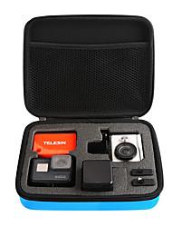 Boîte de RangementExtérieur Antichoc Résistant Scratch Resistant Anti-Friction Anti-Choc Sacs pour appareil photo Mousse Haute Densité