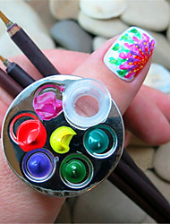 Nail Art Kits Nail Art Manicure Tool Kit  Makeup Cosmetic Nail Art DIY