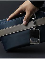 Homem Bolsas Todas as Estações Tecido Oxford Bolsa de Mão com para Casual Azul Preto Cinzento
