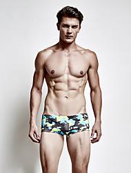 Aimpact 2017 New Beach Surfing Men's Swimwear Low Sexy Men's Swim Boxers Sportive Beachwear Summer Men Swimsuit Sea Swimming Shorts AM404GE