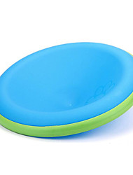 Dog Toy Pet Toys Interactive Flying Disc Cute Fun Plastic