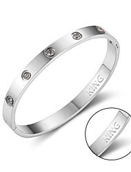 Korean quality stainless steel bracelet Korean fashion lady Bracelet