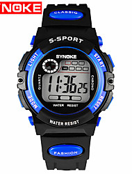 Women's Men's SYNOKE LED Digital Children Watch Kids Watches Girls Boys Clock Child  Digital-watch for Girl Boy Surprise Gift Sport Wrist Watch
