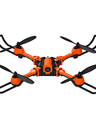 Drone i5hw 4 Channel 6 Axis With 0.3MP HD Camera LED Lighting Hover USB Cable Blades User Manual Screwdriver