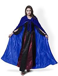 Manteau Costumes de Cosplay Balais de sorcière Pour Halloween Costume de Soirée Bal Masqué Sorcier/Sorcière Esprit Vampire CosplayFête /
