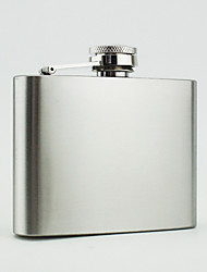 The Stainless Steel  5-oz   Flask  Hip Flask