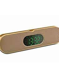 Jy-40 Alarm Colck Bluetooth Speaker with Phone App Control