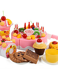 Toy Foods Plastics Children's