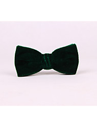 Для мужчин Свадьба Мода Бабочка,Все сезоны 90% Wool10% шелк тутового шелкопряда Однотонный