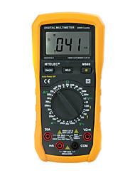 hyelec MS80 multimetro digitale multifunzione / luce posteriore
