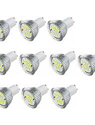 3.5 Faretti LED MR16 16 SMD 5630 360-400 lm Bianco caldo Bianco AC 220-240 V 10 pezzi