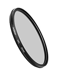 Andoer 82mm Digital Slim CPL Circular Polarizer Polarizing Glass Filter for Canon Nikon Sony DSLR Camera Lens
