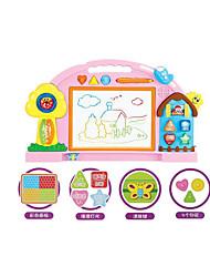 Brinquedo de Arte & Desenho Plásticos 3-6 anos de idade
