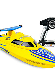 Wltoys WL911 RC Boat 4CH 2.4G High Speed 24km/h Racing RC RTF Charging Boat Waterproof Remote Control Outdoor Toys