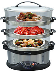 Kitchen Stainless steel Multi-Purpose Pot Food Steamers