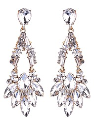 Women's Drop Earrings Acrylic Fashion Statement Jewelry Alloy Geometric Drop Jewelry For Wedding Party